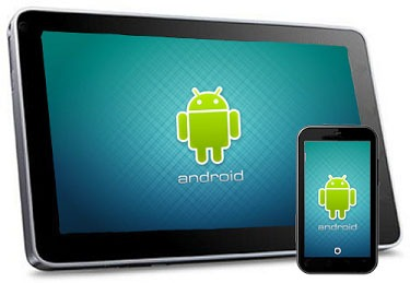 Android Tablet Phone Apps