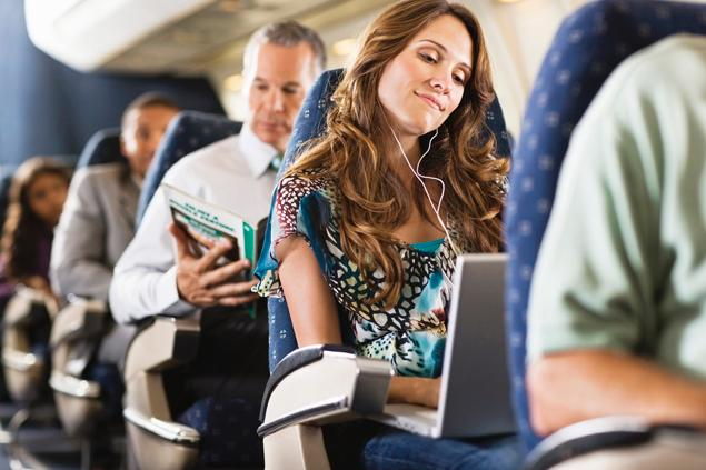 electronic devices onboard