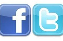 facebook and twitter uses