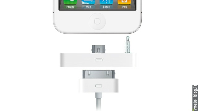 new iPhone dock connector
